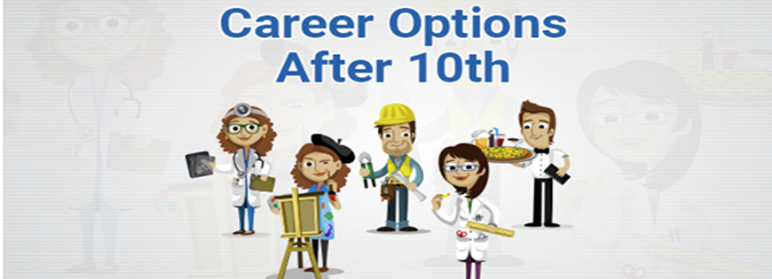 Career Options After 10th - Guidemytalent.com