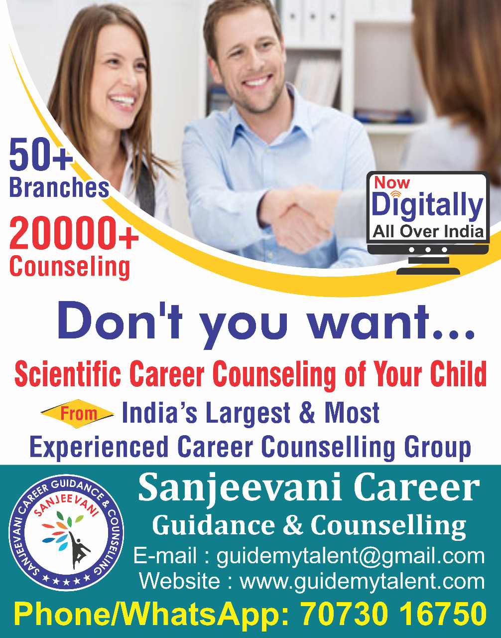 best career counsellor in Ghaziabad